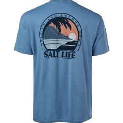 Men's Palm Sunset T-shirt