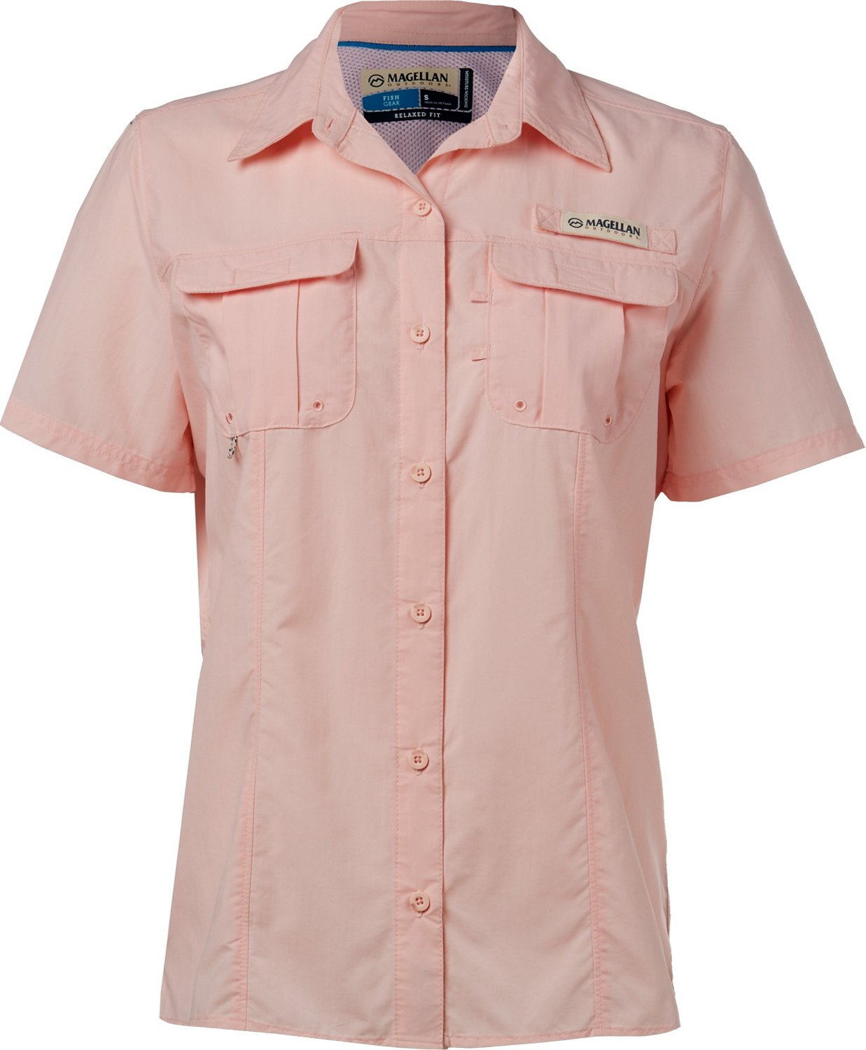 7603a7ac Display product reviews for Magellan Outdoors Women's Laguna Madre Fishing  Shirt