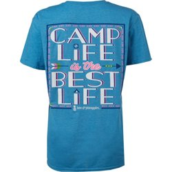 Women's Camp Life T-shirt