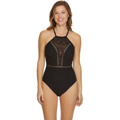a3d5ef0590 Aqua Couture Women s Mojave Diamond 1-Piece Swimsuit