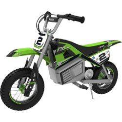 Kids' SX350 Dirt Rocket McGrath Electric Bike