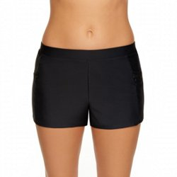 Women's Solids Swim Shorts