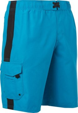 Men's Side Taped Cargo E-boardshort