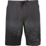 O'Rageous Men's Realtree Fish Ombre Boardshorts