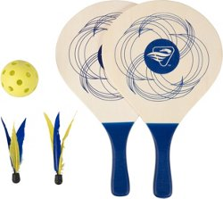 2-in-1 Paddle Badminton/Pickleball Combo Set