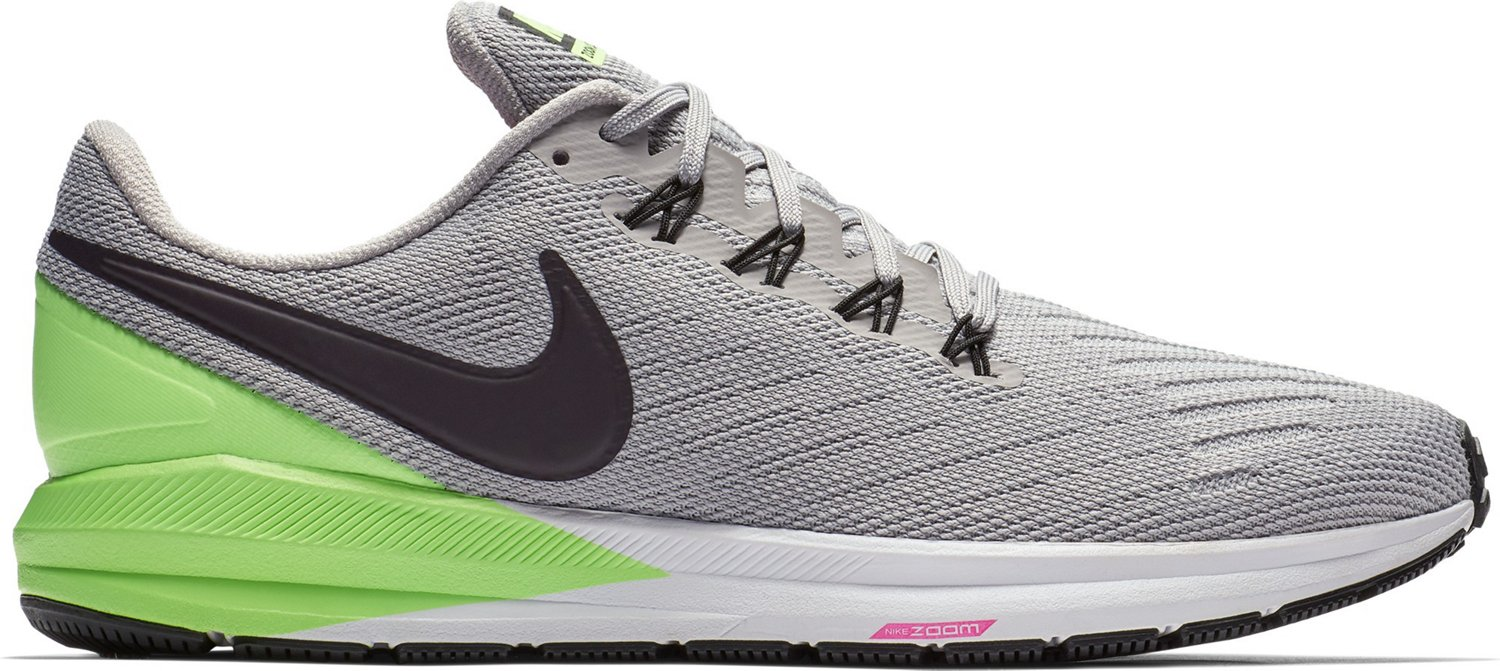 on sale e17cc 96a5b Nike Men s Air Zoom Structure 22 Running Shoes