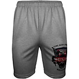 Cliff Keen Adults' Historic Eagle Xtreme Fleece Shorts