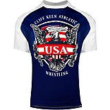 Cliff Keen Men's Loose Gear Historic Eagle T-shirt