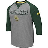 Colosseum Athletics Men's Baylor University Soledad 3/4 Sleeve T-shirt