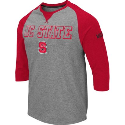 d508ebdbb0 Colosseum Athletics Men's North Carolina State University Soledad 3 ...