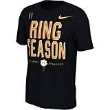 7723d398 Nike Men's Clemson University 2018 National Champions Locker Room T-shirt