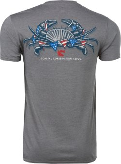 Men's Crab Banner T-shirt