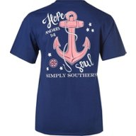 Simply Southern Women's Anchor Graphic T-shirt