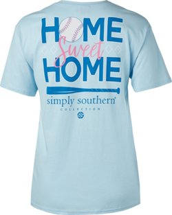 Women's Home Sweet Home Graphic T-shirt