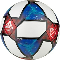 adidas MLS Top Capitano Adult Soccer Ball