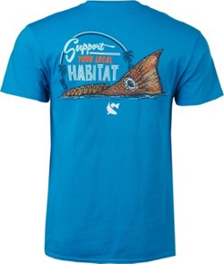 Men's Support Local Redfish T-shirt
