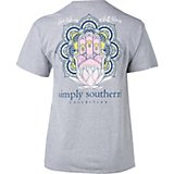 Simply Southern Women's Bloom Graphic T-shirt