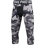 Nike Boys' 3/4 Length Camo Tights