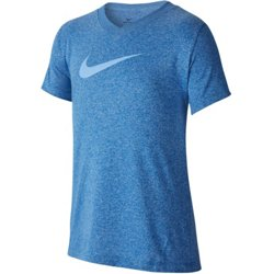 Girls' Swoosh Dri-FIT T-shirt
