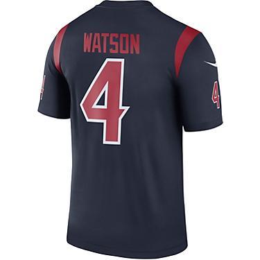 the latest 038db d5756 Nike Men's Houston Texans Deshaun Watson 4 Color Rush Legend Jersey