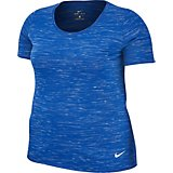Nike Women's Legend Plus Size Scoop Neck T-shirt