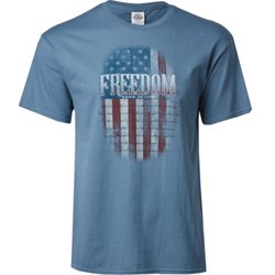 Men's Freedom Graphic T-shirt
