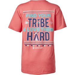 Women's Find Your Tribe T-shirt