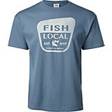 CCA Men's Fish Local T-shirt