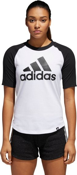 adidas Women's BOS Baseball T-shirt