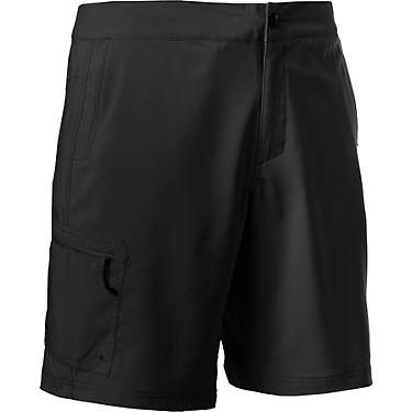 Magellan Outdoors Men's Overcast Hybrid Fishing Shorts