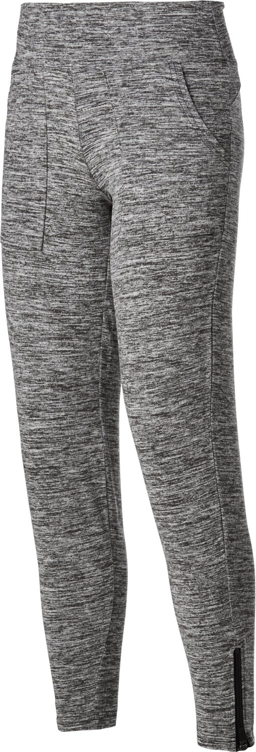 436ea498b75864 Display product reviews for BCG Women's Tapered Knit Zip Up Leggings