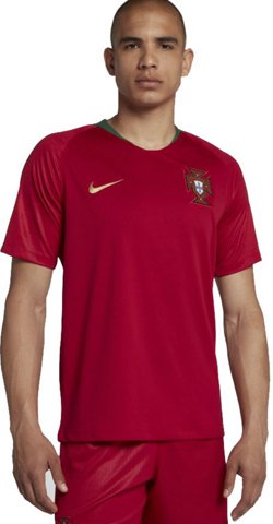 Men's Portugal Stadium Home Jersey