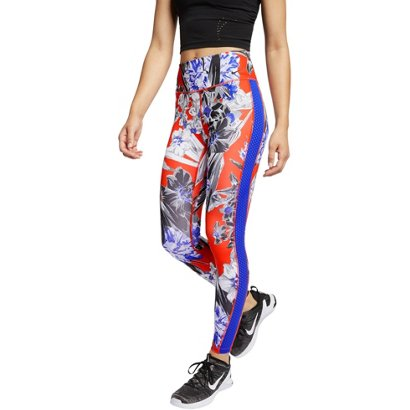 9506550300baa ... Nike Women s One Printed Training Tights. Women s Pants   Leggings.  Hover Click to enlarge
