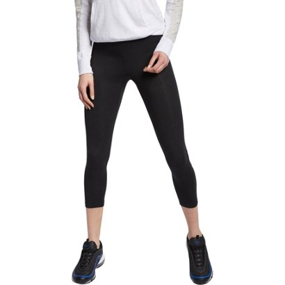 de74c7a673ead Nike Women's 7/8 Club Futura Crop Leggings | Academy