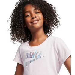 Girls' Dri-FIT Scoop Dance Top