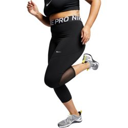 Women's Pro Crop Plus Size Tights