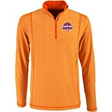 Antigua Men's Clemson University 2018 National Champions 1/4 Zip Tempo Jacket