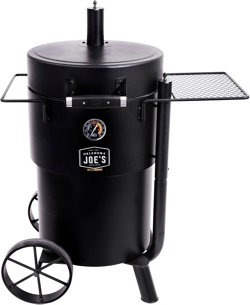 Bronco Drum Smoker