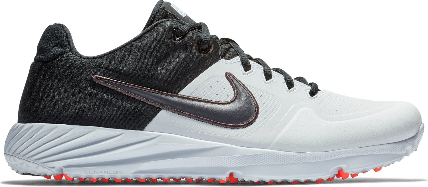 648023b3e583 Nike Men's Alpha Huarache Elite 2 Turf Baseball Cleats | Academy