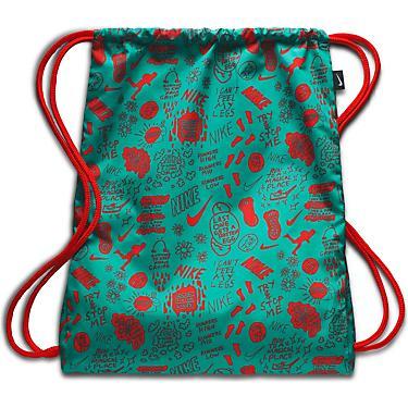 Nike Kids Printed Gym Sack Drawstring Bag