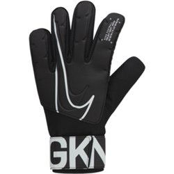 Adults' Goalkeeper Match Soccer Gloves