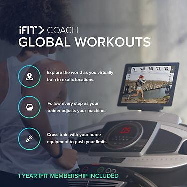 ProForm Pro 2000 Includes a 1-Year iFit Membership ($396 Value) A True Club  Membership with World-Cl