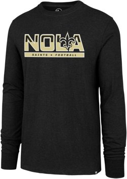 New Orleans Saints Club NOLA Long Sleeve T-shirt