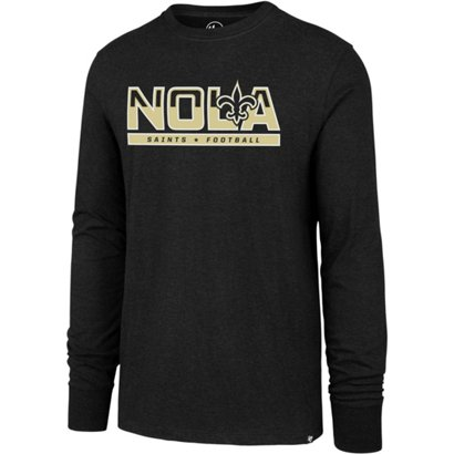 b0dc5bbdf ... Club NOLA Long Sleeve T-shirt. New Orleans Saints Clothing. Hover/Click  to enlarge
