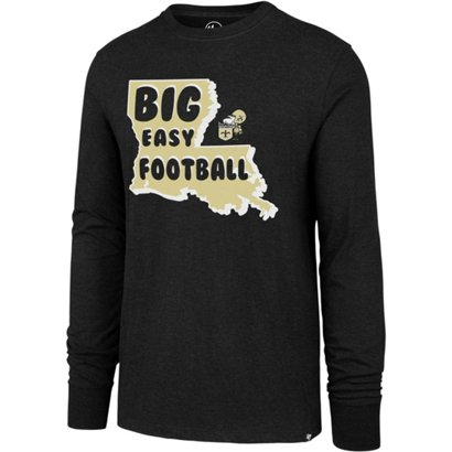 39bd12738 ... Long Sleeve T-shirt. New Orleans Saints Clothing. Hover/Click to enlarge