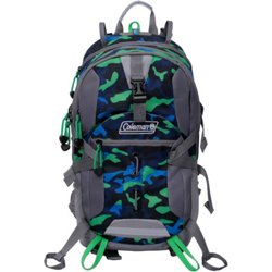Kids' Camo 1L Hydration Backpack