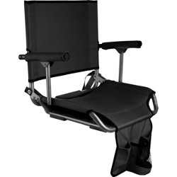 Academy Sports + Outdoors Hard Arm Stadium Chair