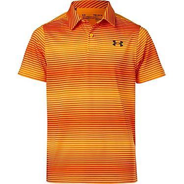 ed2e87bc Under Armour Boys' Tour Tips Novelty Golf Polo Shirt