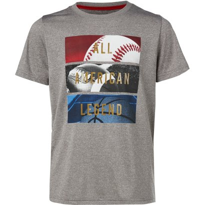 1c6ca6390 BCG Boys' Graphic Short Sleeve T-shirt | Academy