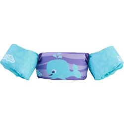 Kids' 3864 Puddle Jumper BB Blue Whale Life Jacket